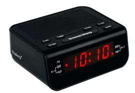 best digital radio alarm clocks of reviews cool clock app sylvania with cd player and usb
