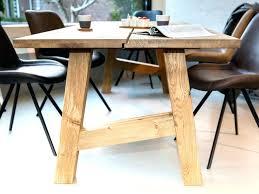 Esstisch Eiche Hell Ausziehbar Perfect Tisch Massiv Runder
