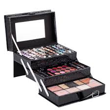 dels about mixed eyeshadow lip gloss makeup kit set all in one professional cosmetic women