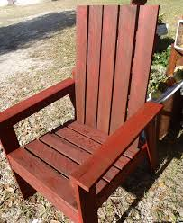 simple outdoor chair design. SIMPLE OUTDOOR CHAIR FROM BOOK PLAN Simple Outdoor Chair Design Ana White