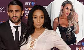 Man City star Riyad Mahrez 'is dating RHOC star Dawn Ward's daughter Taylor  after split from wife'