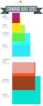 Quilt Size Chart Uk Www Bedowntowndaytona Com