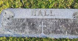 Harry H Hall (1876-1964) - Find A Grave Memorial