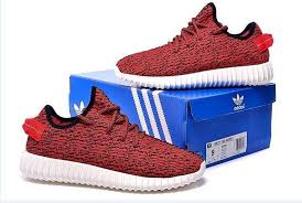 adidas shoes 2016 for men red. 2016 adidas yeezy 350 boost men running shoes red white for p