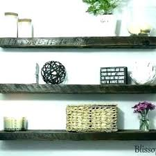 Raw Wood Floating Shelves Custom Unfinished Wood Shelf Raw Wood Shelves Unfinished Wood Floating