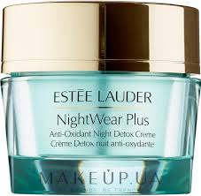 Estee Lauder NightWear Plus Anti-Oxidant <b>Night</b> Detox Creme ...