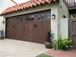 walnut garage doorsClopay Garage Doors Review  Extreme Makeover with Before and After