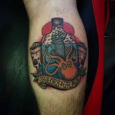 Salamander Derby Tattoo Body Salamander Derby Tattoo