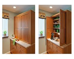 Large Pantry Cabinet Custom Pantry Cabinetry Kitchen Pantry Pantry Cabinets