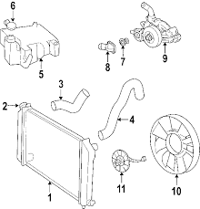 2007 gmc canyon wiring diagrams images fuel pump wiring diagram parts com gmc envoy xuv radiator oem on 2004 engine