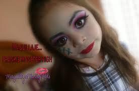 maquillaje frankie monster high peticion por mony siliézar