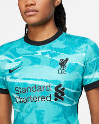 Chelsea, bayern munich & all the top clubs' shirts & jerseys revealed. Liverpool Fc 2020 21 Stadium Away Women S Soccer Jersey Nike Com