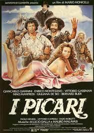 I PICARI – Italian DVDs & CDs – Mondo Music, TV series and Movies