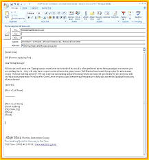 What Write Email When Sending Resume How Send Emails Sample And