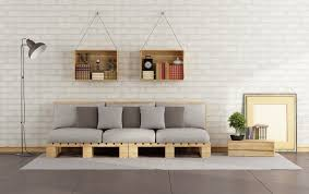 living furniture ideas. Living Room With Pallet Sofa Furniture Ideas