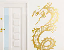 chinese dragon on cafe wall art nz with cafe your decal shop nz designer wall art decals wall stickers