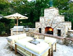 patio and fireplace to inspire you and how to build an outdoor brick fireplace brick grill