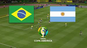الارجنتين والبرازيل 4 3 عصام الشوالي