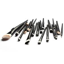 whole free 20pcs makeup brushes set powder foundation eyeshadow eyeliner lip brush professional for mac kit