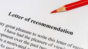 How To Write A Letter Of Recommendation For Law School From Employer How Do You Ask For A Letter Of Recommendation Aba For Law