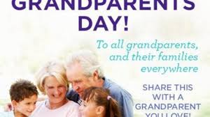 Happy Grandparents Day 2017 Quotes Poems Images Sms Status