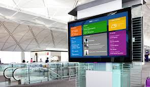Five Common Places To See Digital Signage Buzz2fone