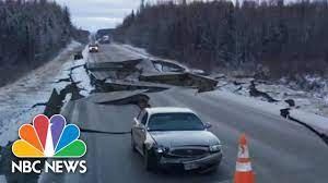 Capture Violent Alaska Earthquake ...