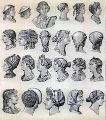 Los Peinados En La Antigua Roma Antrophistoria