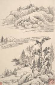 ming dynasty essay heilbrunn timeline of art   landscapes after old masters