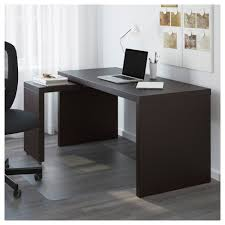 office decks. IKEA MALM Desk With Pull-out Panel The Gives You An Office Decks 0