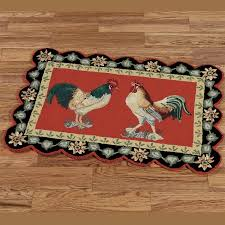 bird area rug barnyard rooster rugs to expand polka dot solid color indoor colorful round