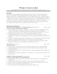 Sample Resume Administrative Assistant Canada Office Administrator ...