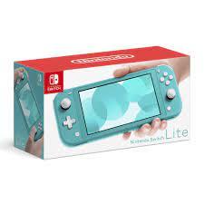 Máy chơi game Nintendo Switch Lite Turquoise