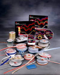 3m Scotchcal Vinyl Color Chart 3m Scotchcal Striping Tapes Double Stripe One Color 3m