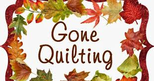 Mountain Quiltworks: Gone Quilting - YES! &  Adamdwight.com