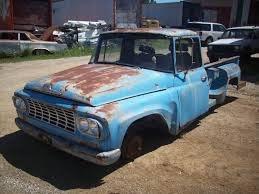 1963 International Pickup Parts Truck
