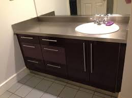 refacing bathroom cabinets before after. bathroom cabinet refacing before and after cabinets t