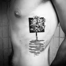тату для сильных мужские татуировки на рёбрах 50 фото онлайн
