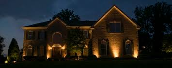home lighting techniques. Just A Few Up Lights Are More Striking Than Inviting, And Give Your Home Lighting Techniques S