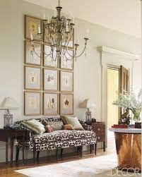 how to decorate tall walls wild