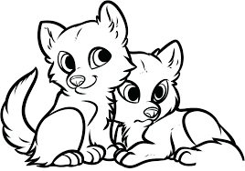 Wolf Coloring Pages For Kids Free Printable Wolf Coloring Pages For