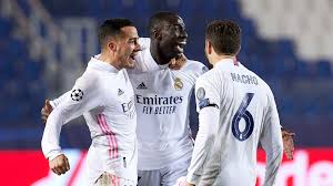 Go on our website and discover everything about your team. Atalanta Real Madrid Atalanta 0 1 Real Madrid Mendy S Late Strike Breaks Ten Man Hosts Resistance Uefa Champions League Uefa Com