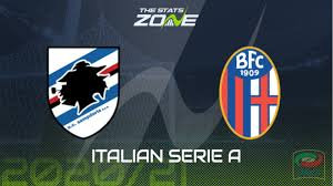 2020-21 Serie A – Sampdoria vs Bologna Preview & Prediction - The Stats Zone