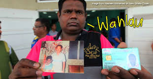 Away Ic And Indian His Named Malaysian By Woon Citizenship Seng Taken Government The Man Had