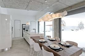 view in gallery the rough rawness of concrete ceiling