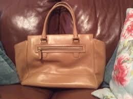 ... usa coach legacy candace carryall camel beige leather satchel tradesy  9b8fd 019ef