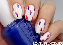 Love Life Lacquer: essie Summer 2016 - 4th of July inspired | Nail Art