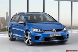 Official: 2015 Volkswagen Golf R Variant - GTspirit