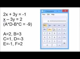 four function calculator tricks