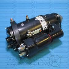 am general humvee starter motor 24v hmmwv 12339360 nsn 2920 01 168 7891